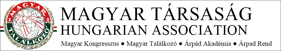 Hungarian Association - Magyar Társaság