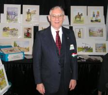 Emery L. Bogardy, the artist