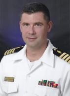 Dr. István Hargitai DDS, MS, Capt.,